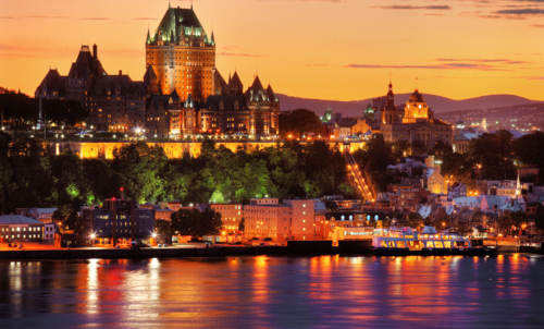 Québec City, a World to Discover!